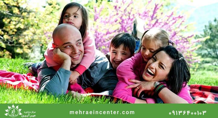 روابط اعضا خانواده