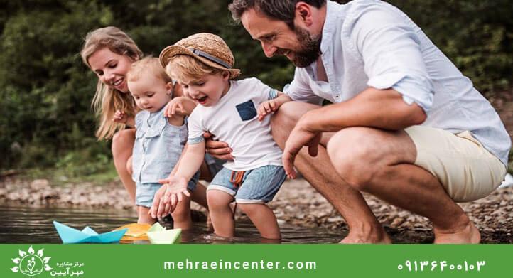 افزایش عزت نفس با مشاوره خانواده