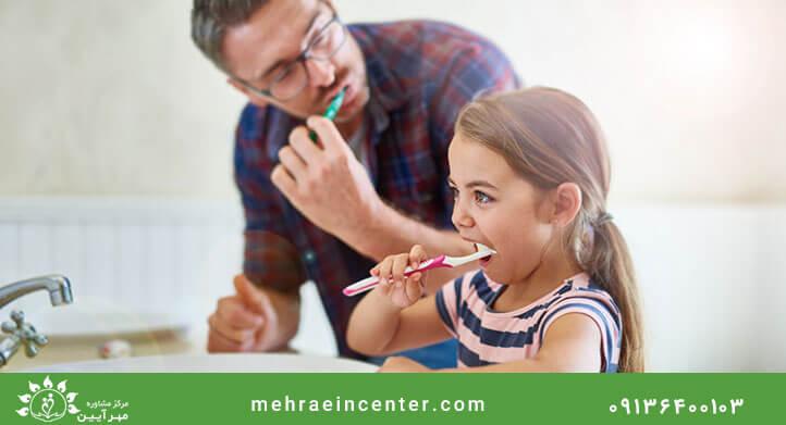 تربیت فرزندان در مشاوره کودک