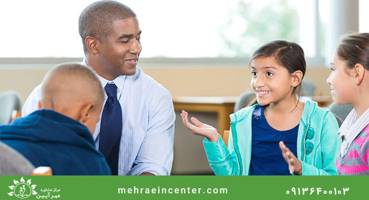 سوالات در مشاوره کودک