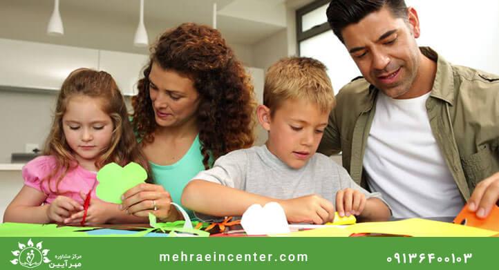 مشاوره کودک در مهرآیین