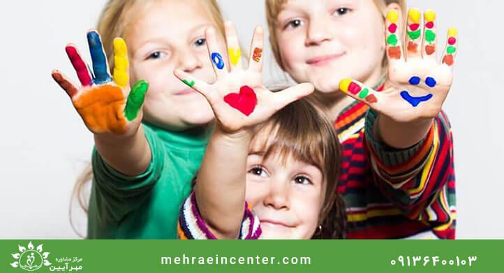 تکنیک های مورد استفاده در مشاوره کودک