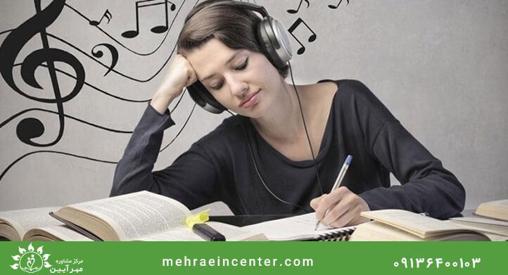 تاثیر موسیقی درمانی