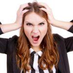 آموزش بازسازی شناختی و فرآیند توقف تفکر برای مدیریت خشم
