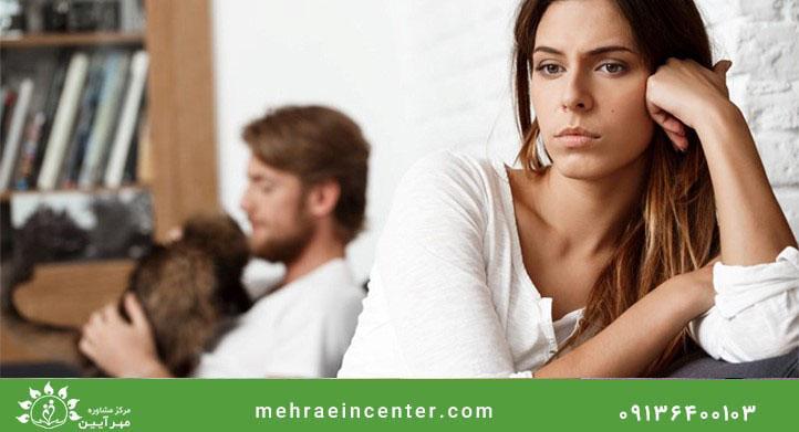 ابعاد مختلف آسیب های ناشی از طلاق