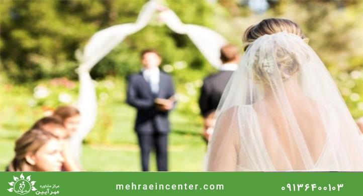 زندگی مشترک بدون تجربه عقد